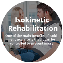 Isokinetic-Rehabilitation